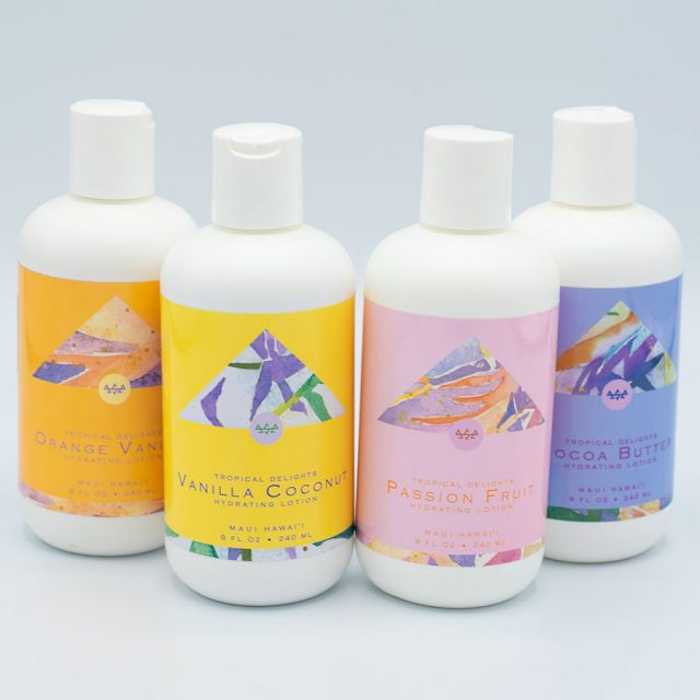 Tropical Delights Hydrating Lotion 8oz