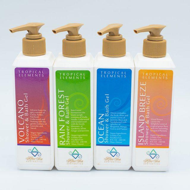 Tropical Elements Bath Gel