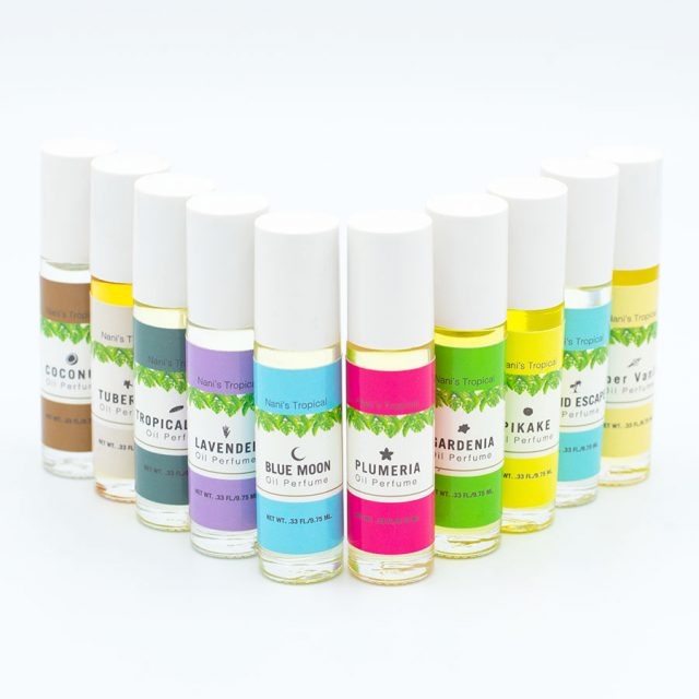 Oil Perfume Rollers