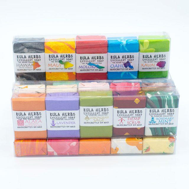 Kula Herbs 5 Pack Guest Pack